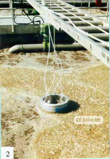 liquid aeration tanks